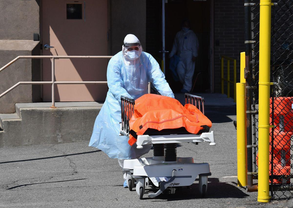 Estados Unidos registraría 3,000 muertes diarias en junio por coronavirus