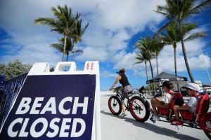 Anuncian la fecha de reapertura de las playas de Miami Beach