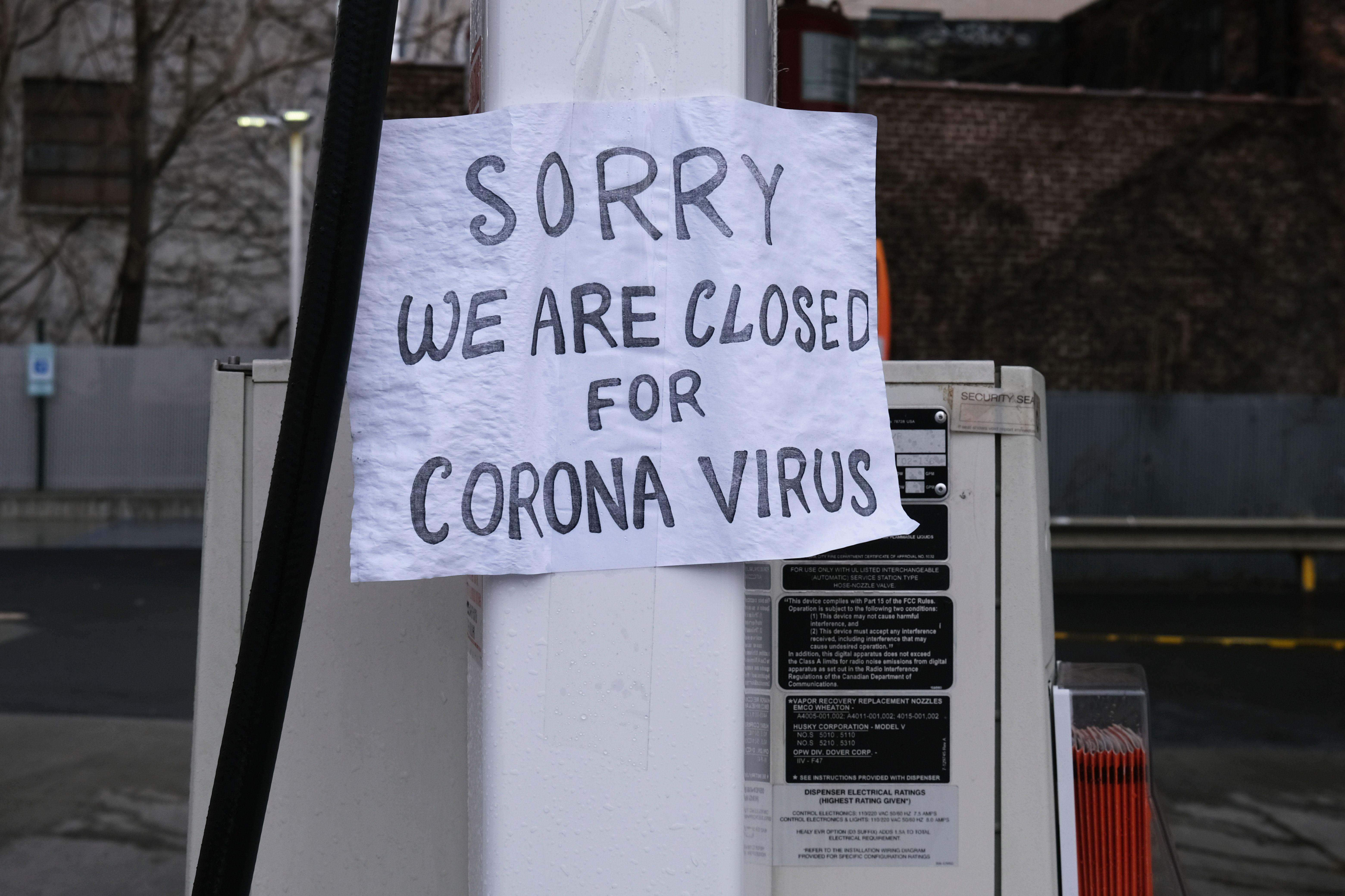 Economía coronavirus