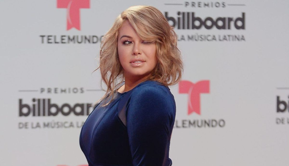 A una semana del destape de Chiquis Rivera, Claudia Galván presume bikini de infarto