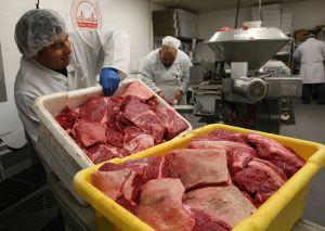 Procesadoras de carne de todo el país están cerrando tras contagio de sus empleados