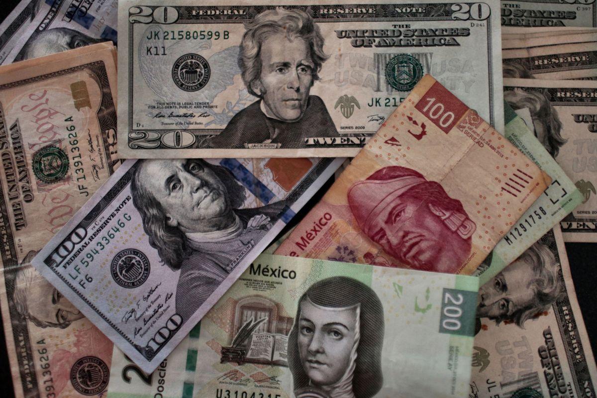 ¿A cuánto está el dólar en México? Julio 10 del 2020. El peso cede ante la presión