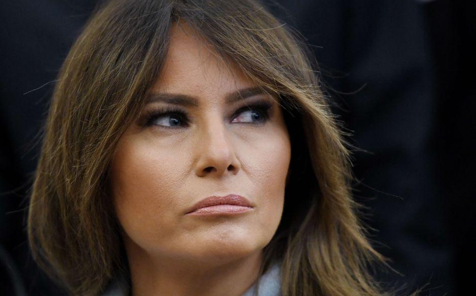 La foto de Melania Trump sobre coronavirus que desató críticas en Twitter