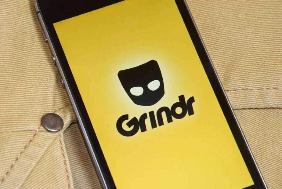 La víctima contactó a su agresor por Grindr