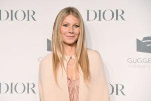 Gwyneth Paltrow se une a Leonardo DiCaprio y dona su vestido menos favorito de los Óscar
