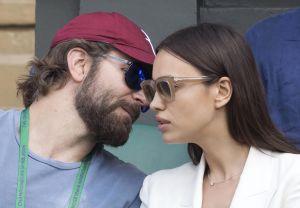 Irina Shayk, ex de Bradley Cooper, ¿de romance con un comerciante de arte?