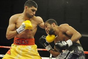 Tras poca actividad y opciones, Amir Khan quiere dos peleas más antes de pensar en colgar los guantes