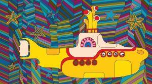 The Beatles transmitirán en streaming 'Yellow Submarine' por vez primera en la historia