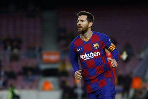 Se quedó en la orilla: El récord de Lionel Messi que tendrá que esperar