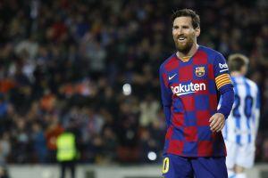 Lionel Messi se suma a las estrellas que participarán en el maratón #YoMeCorono para recaudar fondos contra el coronavirus