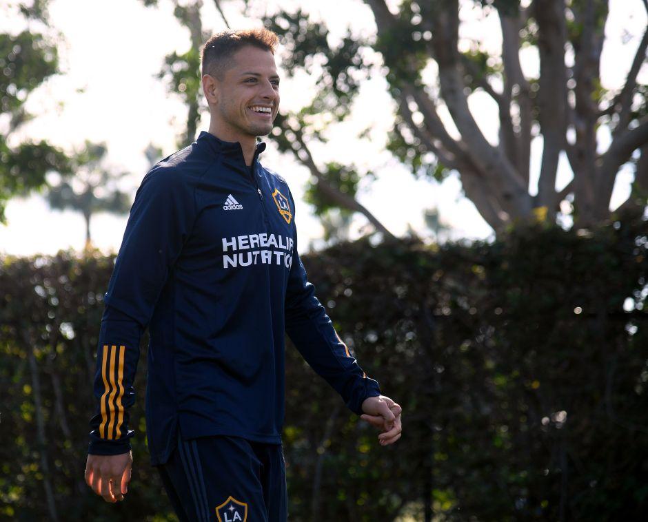 """Pese a fuerte golpe, """"Chicharito"""" Hernández sí estará en el torneo MLS is Back"""