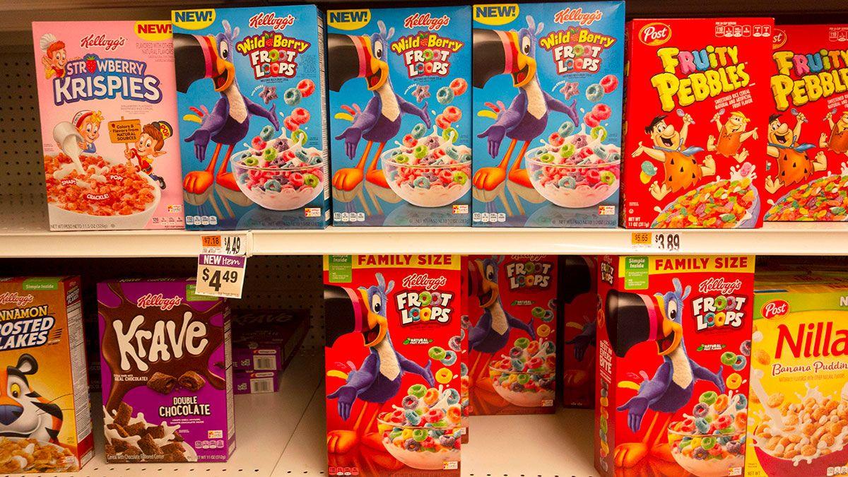 ¿Por qué ya no regalan juguetes adentro de las cajas de cereales?