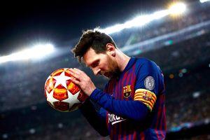 """""""Están lejos de sus familias, para que las nuestras estén a salvo"""": Leo Messi agradece a los médicos y todo el personal sanitario"""