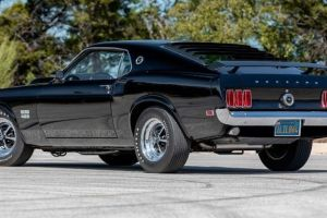 En subasta el Ford Mustang Boss 429 de Paul Walker