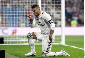 """Sergio Ramos se toma en serio la preparación en casa: """"Estoy más fuerte y más fino que hace dos meses"""""""