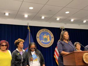 Exempleadas ganan millonaria demanda tras acoso sexual en compañía de construcción en NY