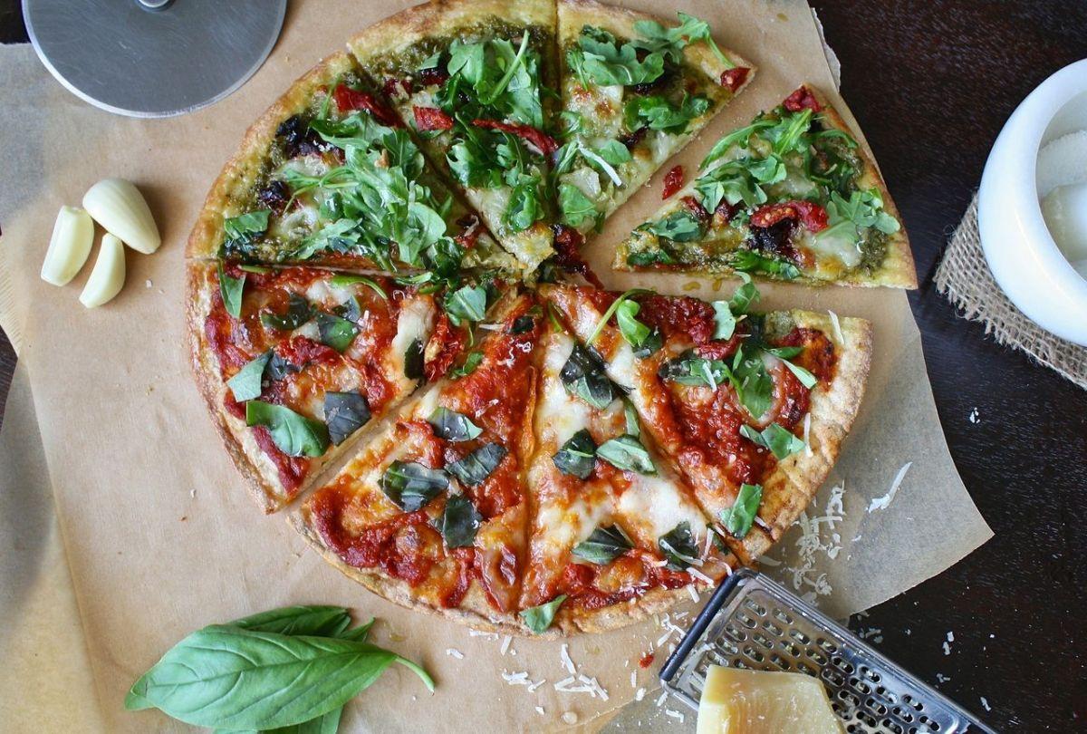 Cómo hacer masa de pizza sin levadura