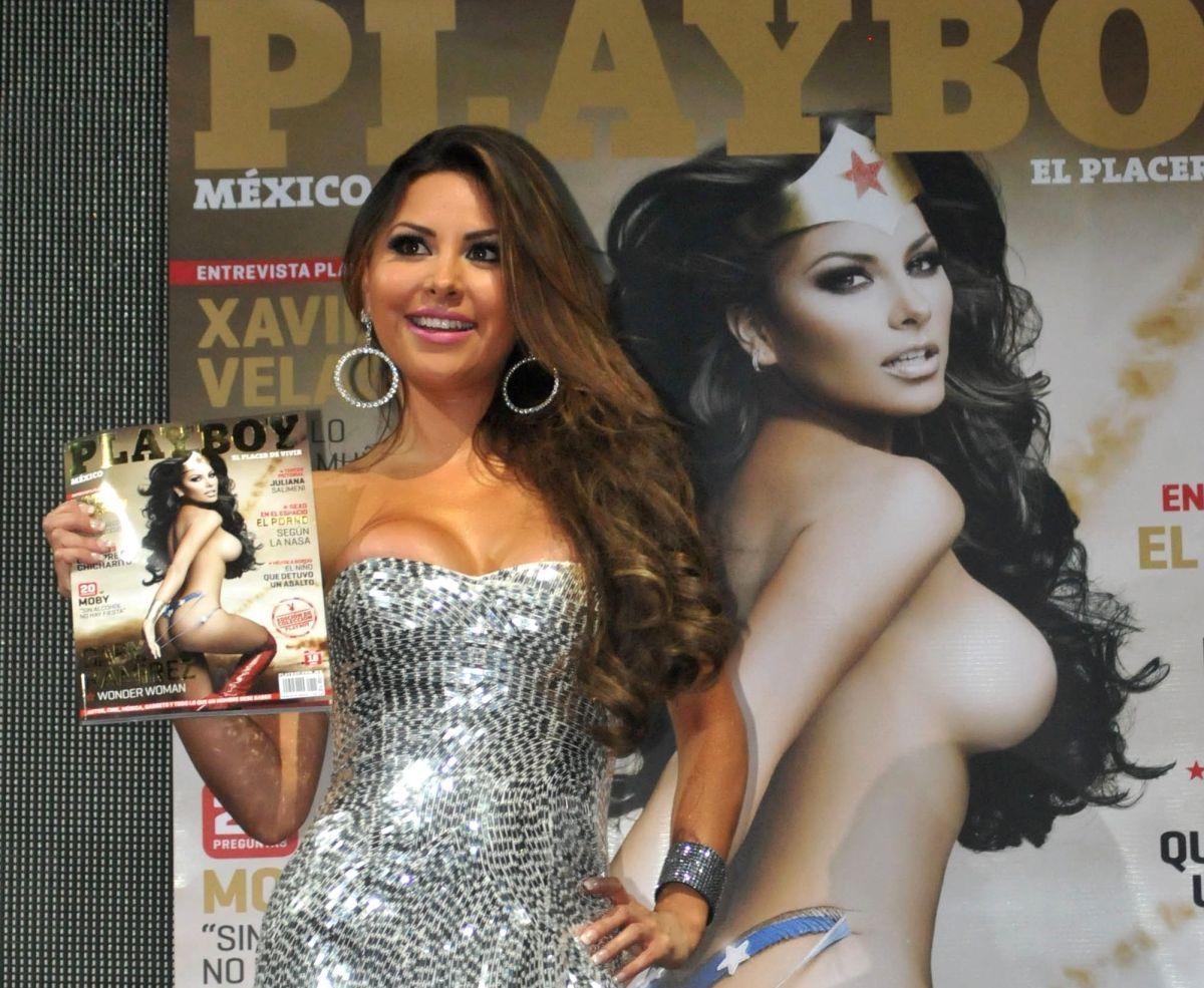 Sensualidad mexicana al máximo, Gaby Ramírez en un body blanco que remarcó todo