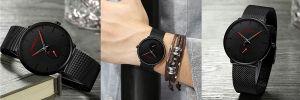 ¿Cuáles son los relojes de hombre más vendidos en Amazon por menos de $75?