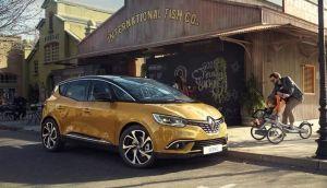 El nuevo Renault Scenic combina potencia y un diseño muy atractivo