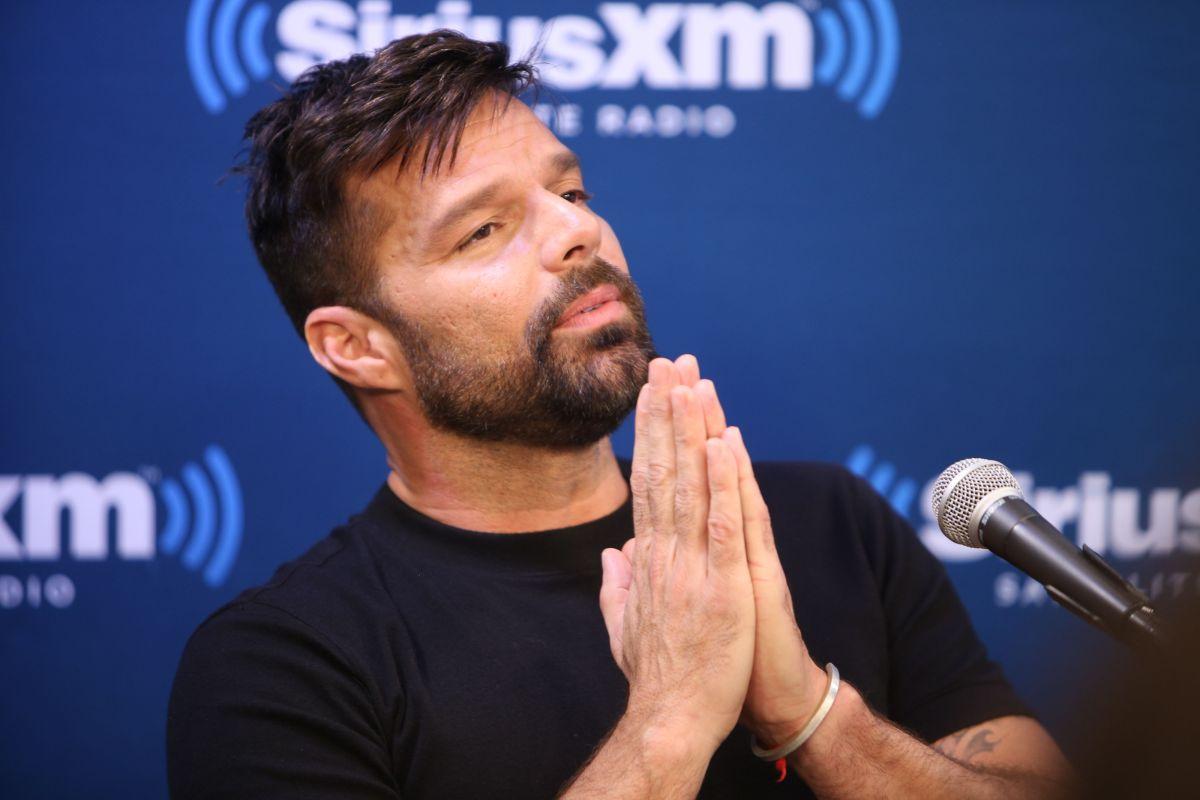 Amor boricua: conmovedora despedida de Ricky Martin a Naya Rivera