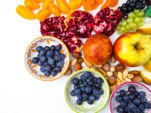 Alimentos ricos en antioxidantes que te protegen de los radicales libres y mantienen tus defensas altas