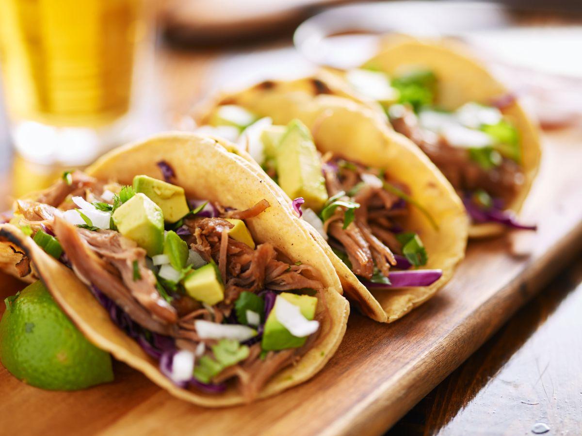 """Cómo se diferencian los tacos """"americanos"""" de los verdaderamente mexicanos"""