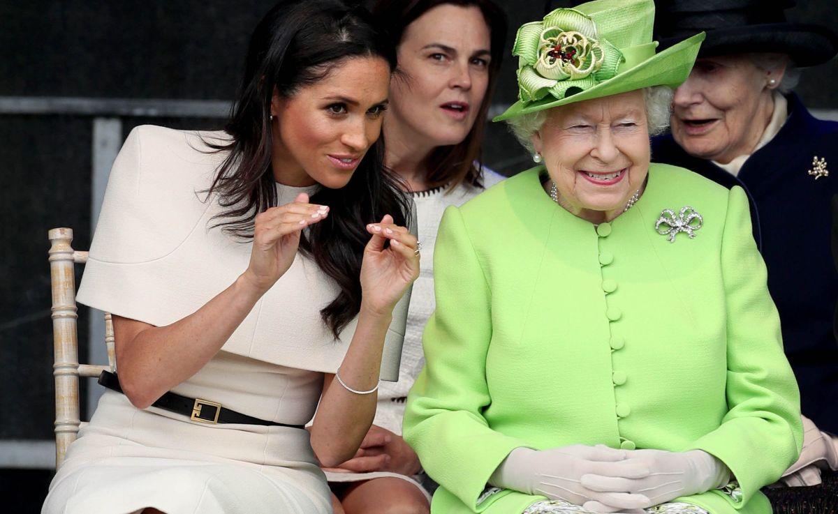 Enrique y Meghan Markle volverán a dejar sola en la navidad a la reina Isabel II