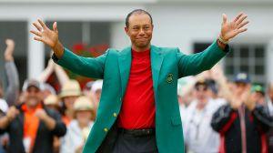 Tiger Woods defenderá su título de Augusta en noviembre