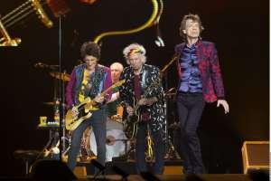 The Rolling Stones vuelven a los escenarios con shows en grandes estadios de EE.UU.