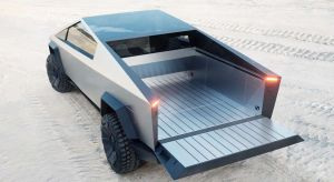 Tesla podría fabricar una nueva pickup más pequeña que la Cybertruck