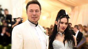Elon Musk y Grimes cambian ligeramente el polémico nombre de su hijo recién nacido