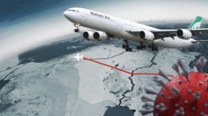 La aerolínea iraní que contribuyó a propagar el coronavirus por Medio Oriente