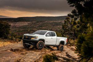 La edición Leveling ya está disponible para la Chevrolet Colorado