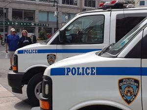 Otro video denuncia brutalidad policial al aplicar distanciamiento social en Nueva York