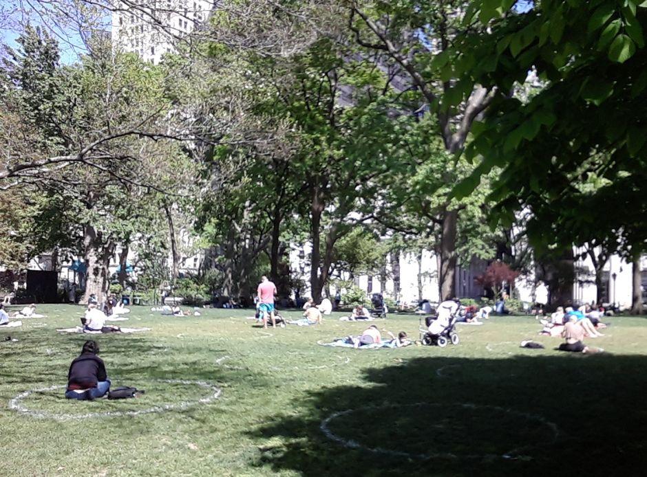 Comienzo amargo del verano: MTA y alcalde piden a neoyorquinos no salir de la ciudad ni usar el transporte público