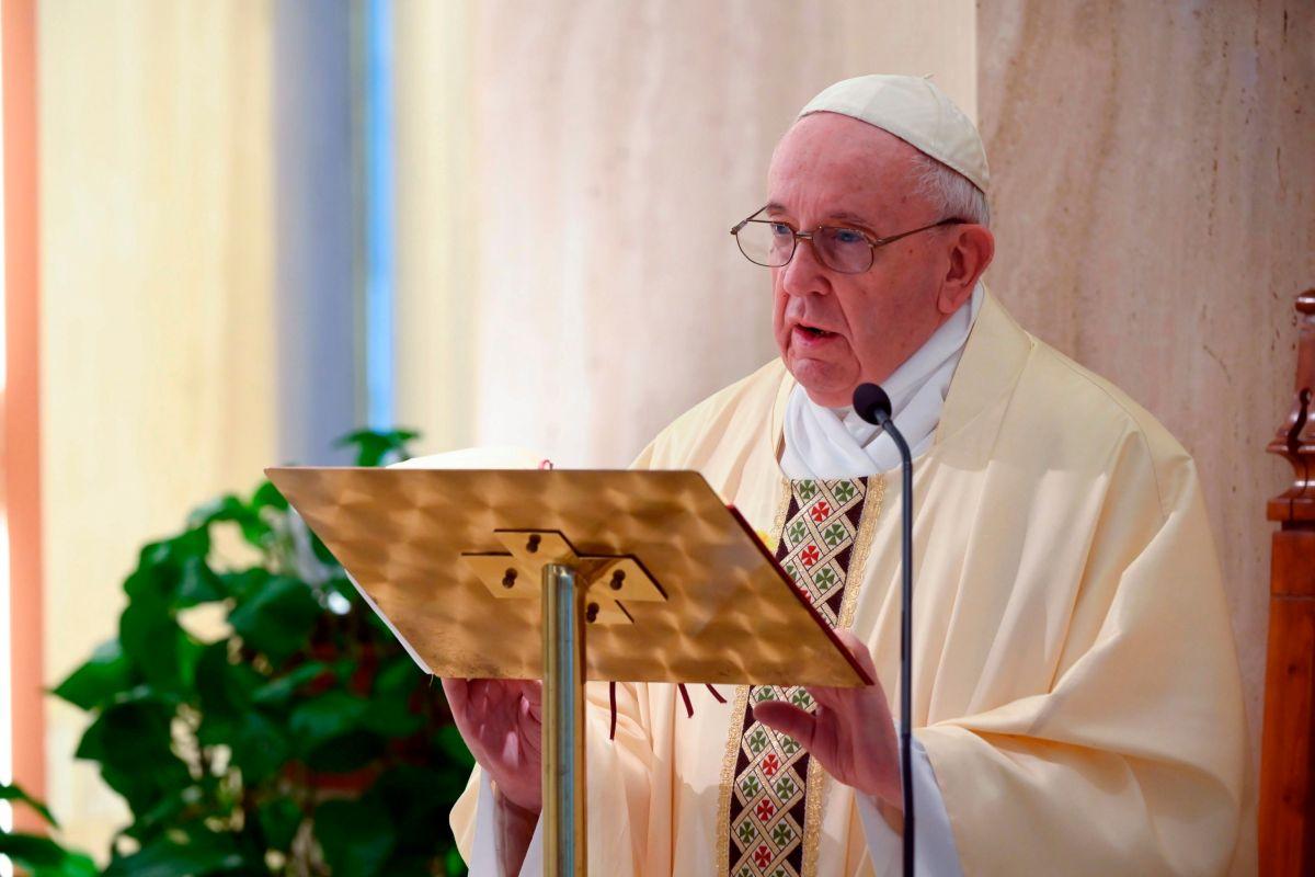 el papa Francisco es muy cercano al sacerdote mexicano desde hace 13 años.
