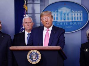 La Administración Trump va a terminar el trabajo del grupo asignado al coronavirus