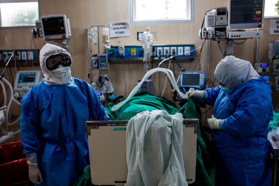 Pacientes afroamericanos con coronavirus tienen el doble de probabilidades de ser hospitalizados