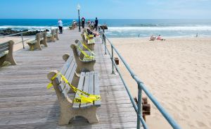 Nueva Jersey reabre sitios de recreación, con distanciamiento social