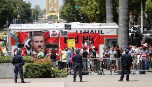 Protestan en Sacramento pidiendo la reapertura total del estado