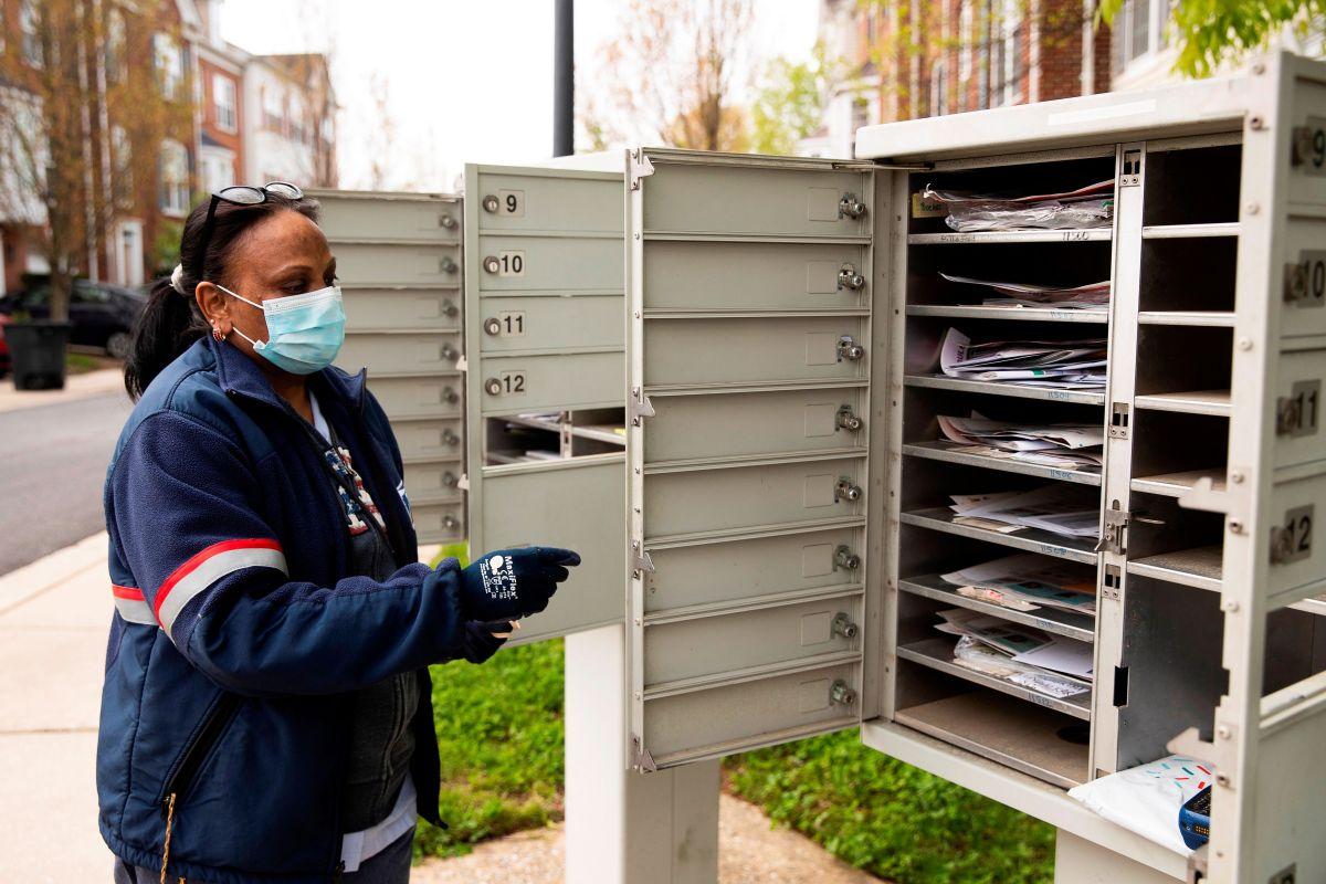 Servicio Postal te permite rastrear en tiempo real llegada de cheque de estímulo en su página web