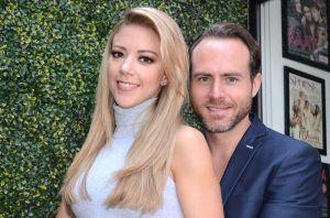 Fernanda Castillo, actriz de Telemundo, presume tremendo anillo de compromiso junto a Erik Hayser