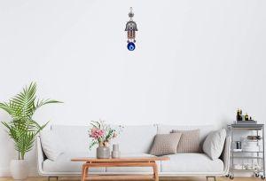 5 amuletos colgantes del Ojo Turco que puedes tener en tu casa para atraer la buena suerte