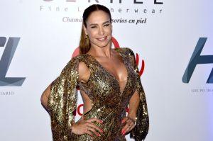 El video de Lis Vega mostrando sus torneados encantos en bikini hilo dental