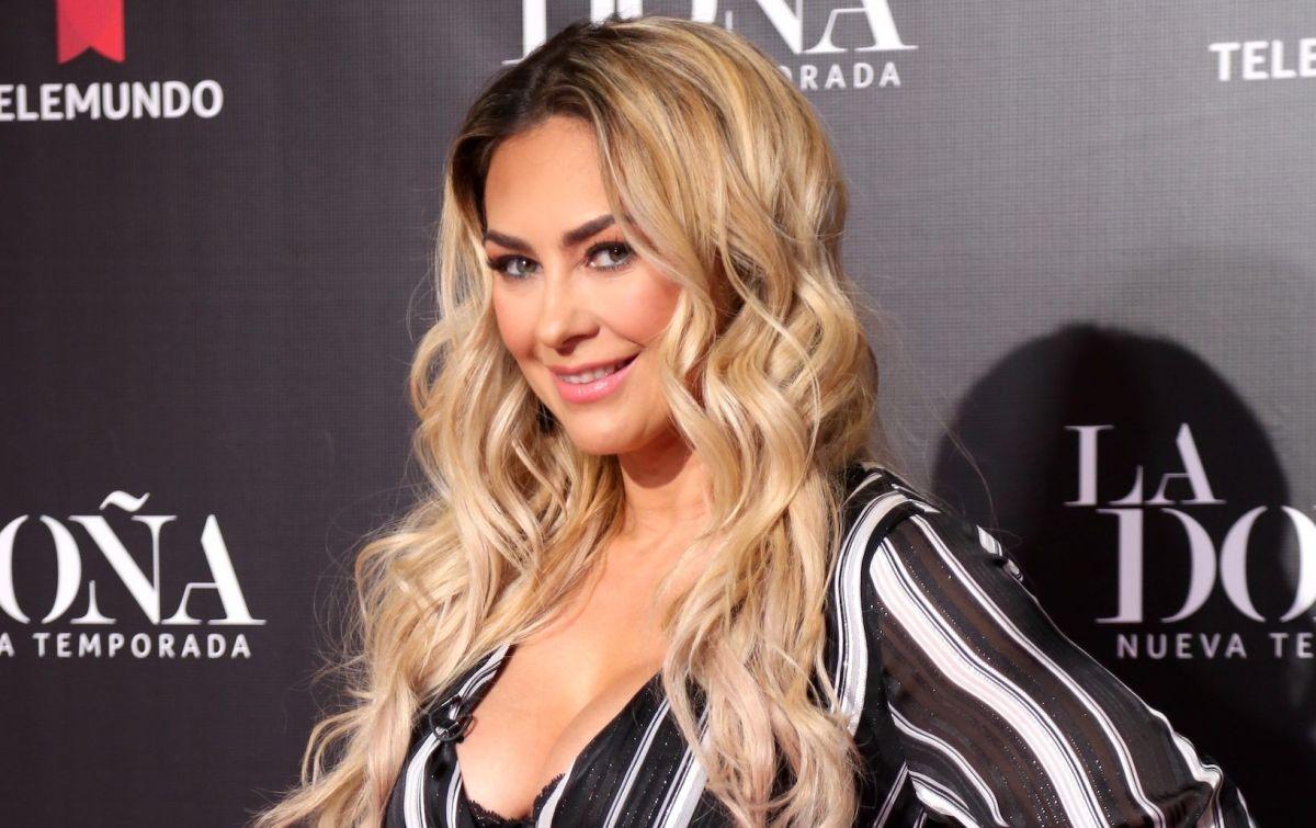 Aracely Arámbula y Gloria Trevi más bellas que nunca cantando el tema de La Doña 2
