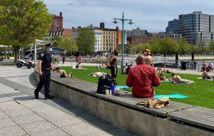 Nuevo plan para evitar aglomeraciones en parques durante la lucha contra el coronavirus