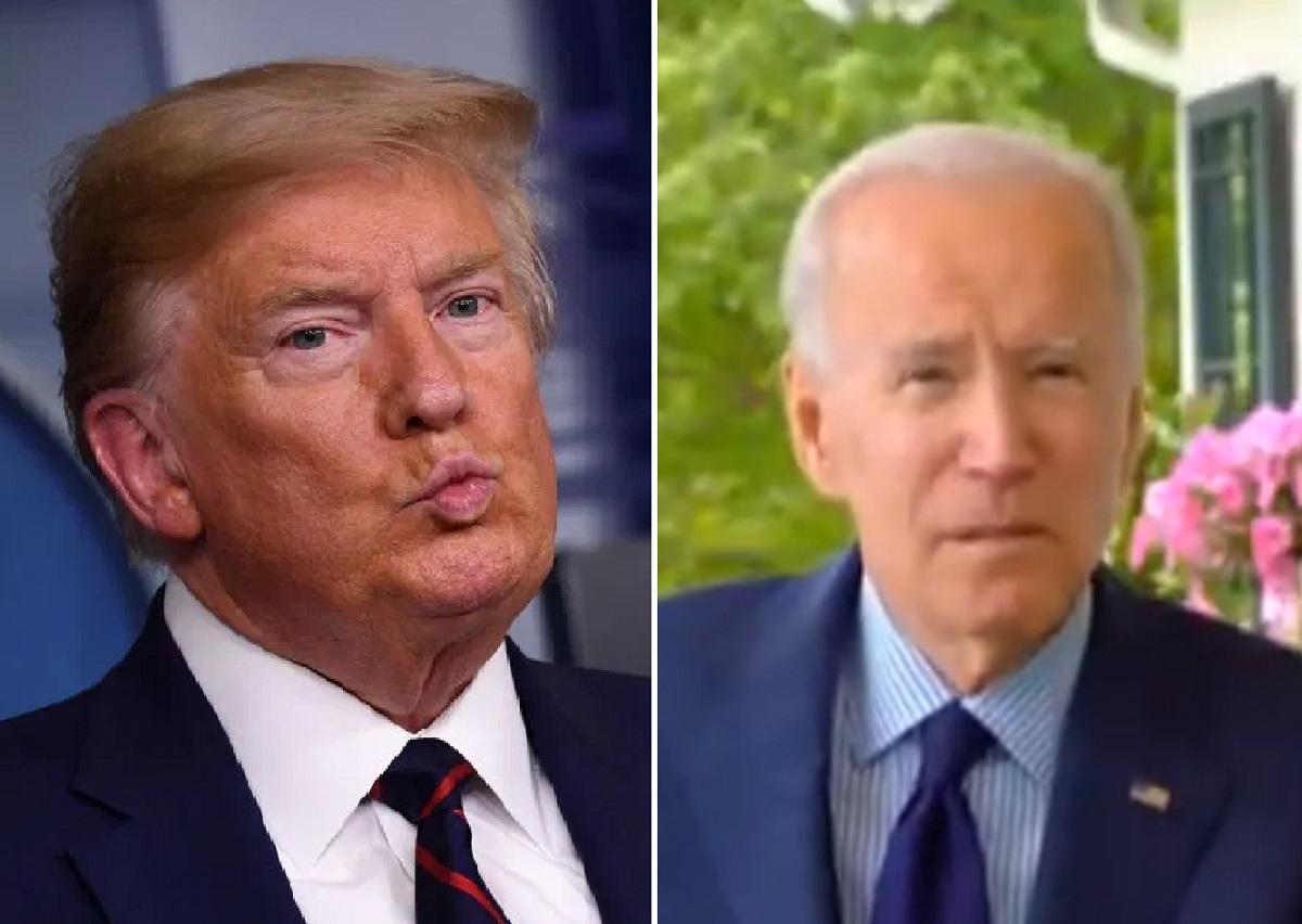 VIDEO: Biden le pone nuevo apodo a Trump y desata oleada de memes