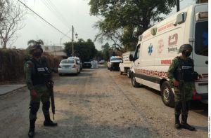 FOTOS: Así quedó político mexicano luego que sicarios lo mataran junto a otras 4 personas