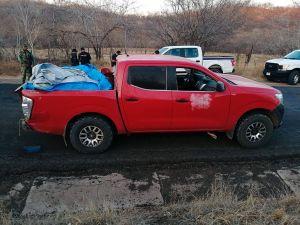 Familia Michoacana muestra en video cómo dejó a sicarios del CJNG tras ejecutarlos